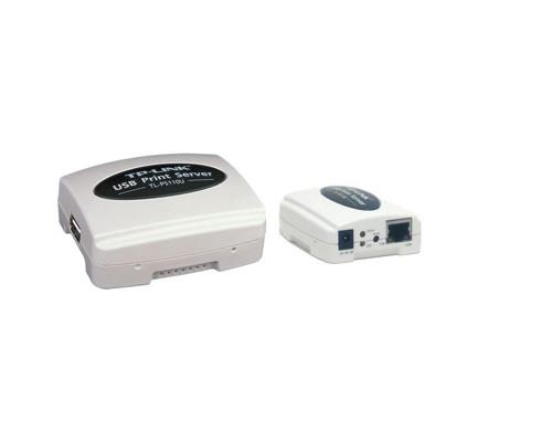 Принт-сервер TP-Link TL-PS110U - (290065К)