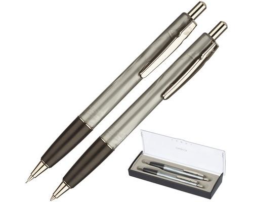 Набор ICO OMEGA1 шариковая ручка + автокарандаш - (97490К)