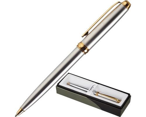 Ручка шариковая Pierre Cardin Eco PC4111BP синяя белый корпус - (660637К)