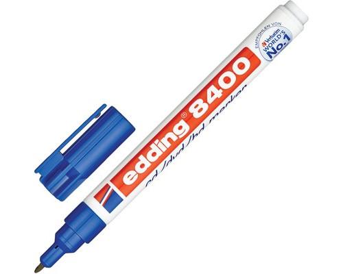 Маркер для CD Edding E-8400-3 синий 0.75 мм - (53766К)