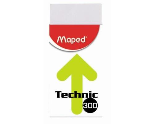 Ластик Maped Technic mini без грязи виниловый 40х18х13 мм - (273692К)