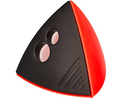 Точилка Attache Mercury с контейнером красная-черная - (563820К)