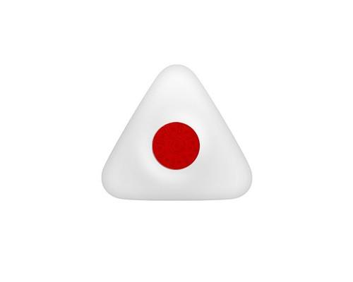 Ластик Attache треугольный с пластиковым держателем - (563890К)