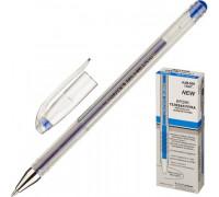 Ручка гелевая Crown HJR-500 синяя толщина линии 0.5 мм - (218847К)
