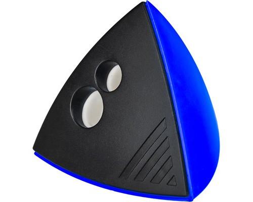 Точилка Attache Mercury с контейнером синяя-черная - (563821К)