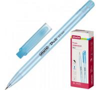 Ручка шариковая масляная Attache Deli синяя толщина линии 0.5 мм - (131231К)
