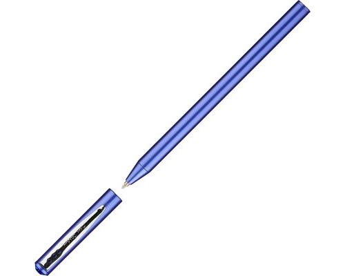 Ручка шариковая Pierre Cardin Actuel PC0706BP синяя синий корпус - (517463К)