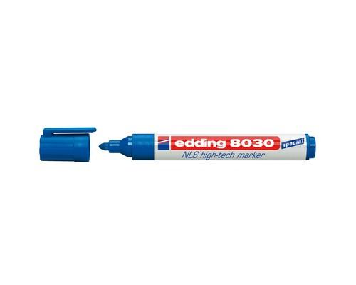 Маркер навигационный Edding E-8030-3 синий толщина линии 1.5-3 мм - (335971К)
