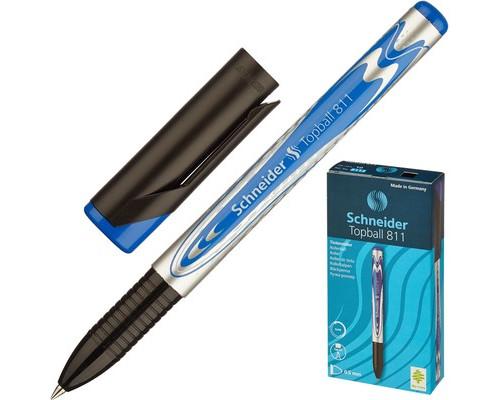 Роллер Schneider Topball 811-3 синий толщина линии 0.5 мм - (265725К)