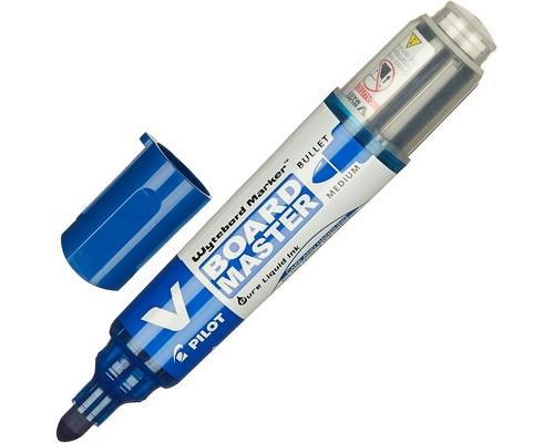 Маркер для досок Pilot WBMA-VBM-M-BG синий толщина линии 1-3 мм - (206944К)