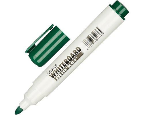 Маркер для досок CC3120 зеленый 5 мм - (257245К)