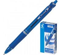 Ручка шариковая масляная автоматическая Pilot Acroball синяя толщина линии 0.28 мм - (131242К)