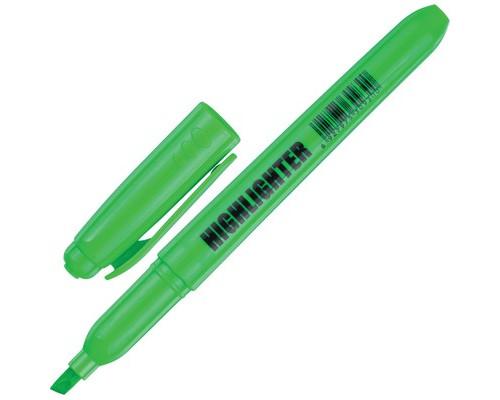 Текстовыделитель CC2118S зеленый толщина линии 1-3.9 мм - (257235К)