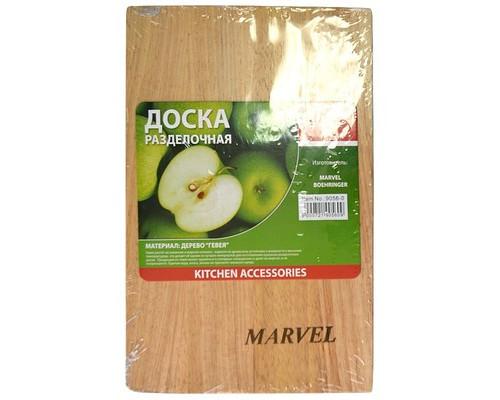 Доска разделочная деревянная Marvel 230х150х10 мм - (415527К)