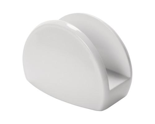 Салфетница Cameo фарфоровая белая 7x4x10 см - (564452К)