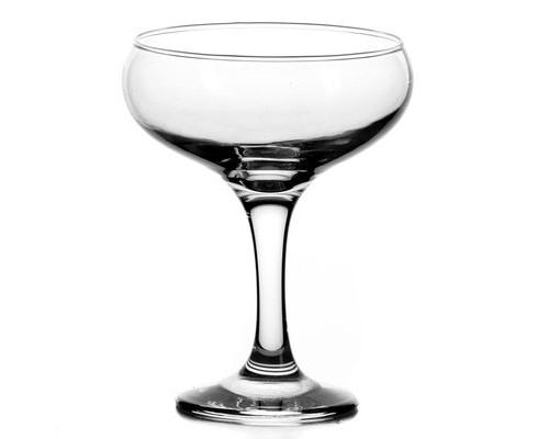 Набор фужеров для шампанского Pasabahce Бистро стекло 260 мл 12 штук в упаковке - (691193К)