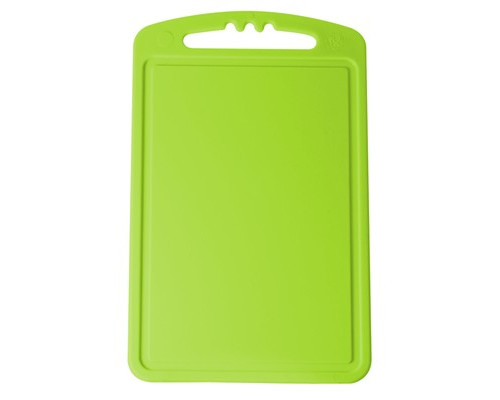 Доска разделочная пластиковая Plastic Republic 240х150 мм зеленая - (605811К)