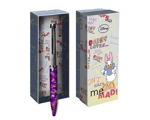 Ручка шариковая Подарочная Disney Дэйзи Дак 056573