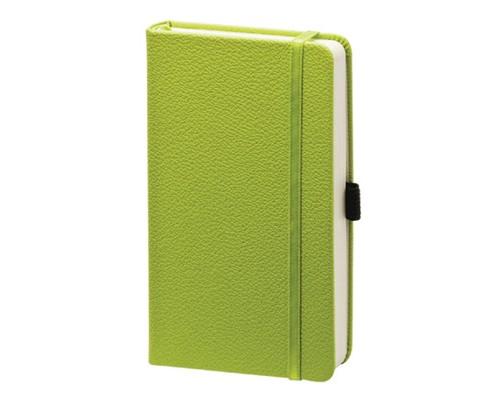 Записная книжка Lifestyle, 9x14 см, 192 стр, с резинкой, I308/light-green
