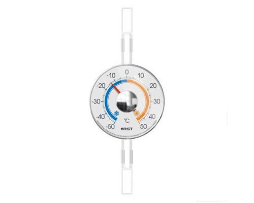 Термометр биметаллический на липучке RST02097