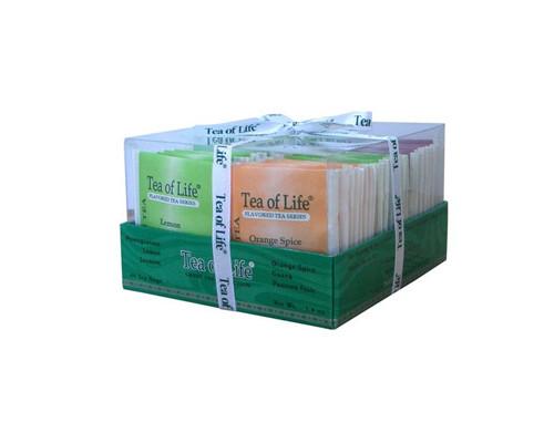 Чай Green tea Collection (Т08828)ассорти из 48пакетов