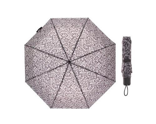 Зонт механический Леопард, цвета МИКС 653087