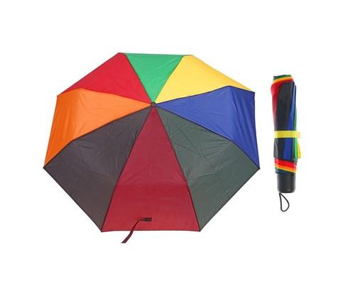 Зонт механический Радуга 653094
