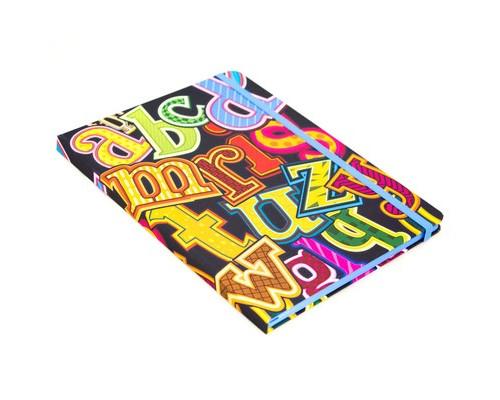 Записная книжка Буквы клетка/R1-244 27 44