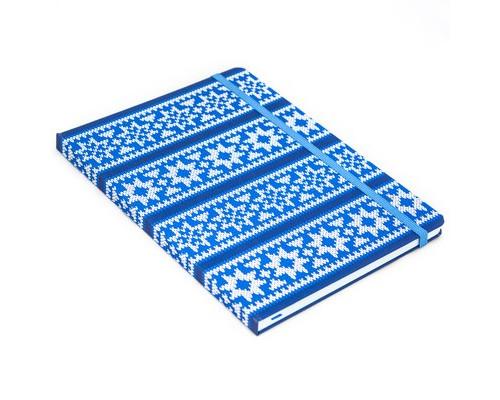 Записная книжка Hand made синий/R1-244 09 44