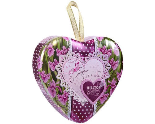 Чай Волшебная луна 50г сердечко Цветущие ирисы