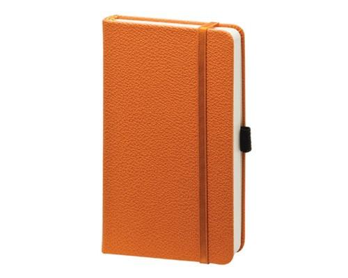 Записная книжка Lifestyle, 9x14 см, 192 стр, с резинкой, I308/orang