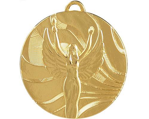 Медаль Ника MD2350/ G 50мм G-2мм 1 место 337421