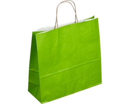 Пакеты из крафт-бумаги Сумка Травяная 32+12*32 см