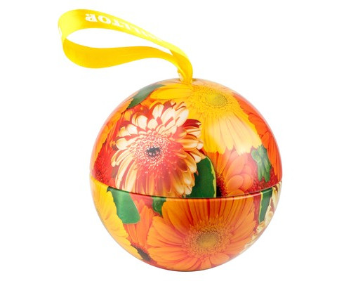 Чай Цитрусовая фантазия 80г шар Солнечные цветы