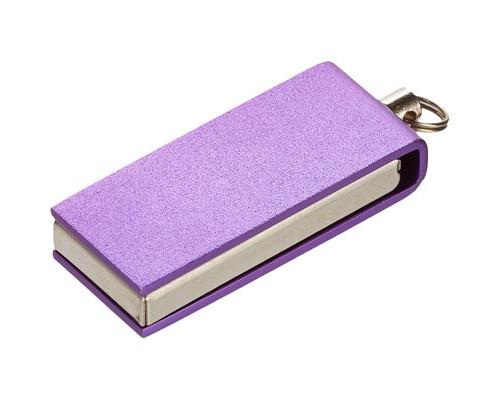 Флеш-память ICONIK СВИВЕЛ фиолетовый 8GB(MT-SWDB-8GB)