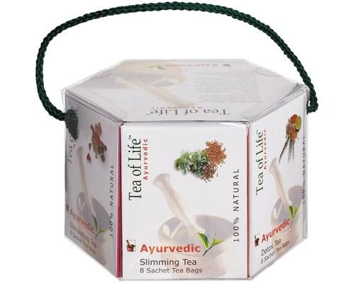 Чай аювердический Т32502 Tea of Life ассорти 48 пакетиков