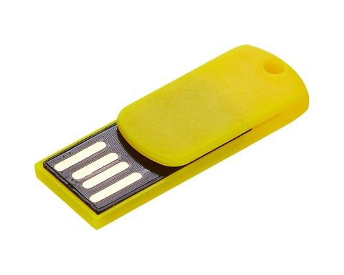 Флеш-память ICONIK ЗАКЛАДКА желтый 8GB(PL-TABY-8GB)