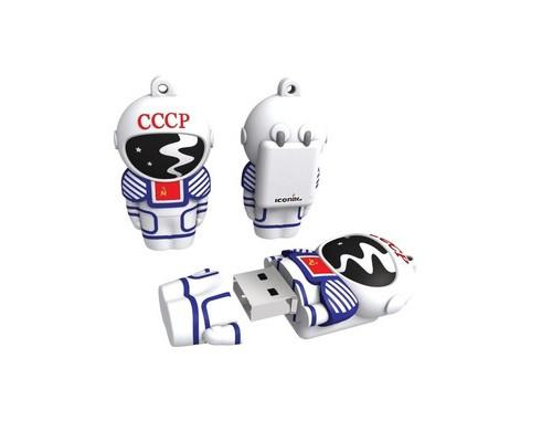 Флеш-память Iconik Космонавт ,8GB, RB-CCCP-8GB