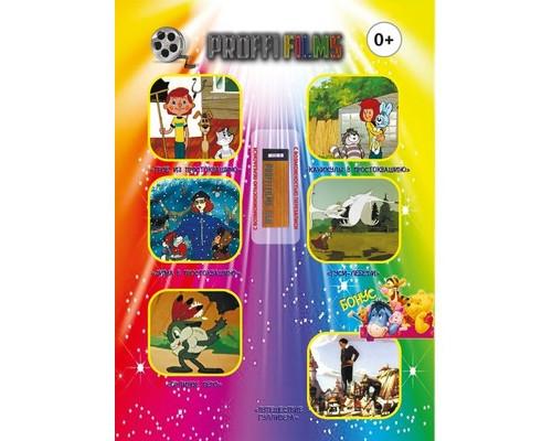 Флеш-память USB со сборником мультфильмов № 19 8Gb PROFFI PFM019