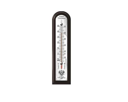 Термометр спиртовой RST 05938 махагон