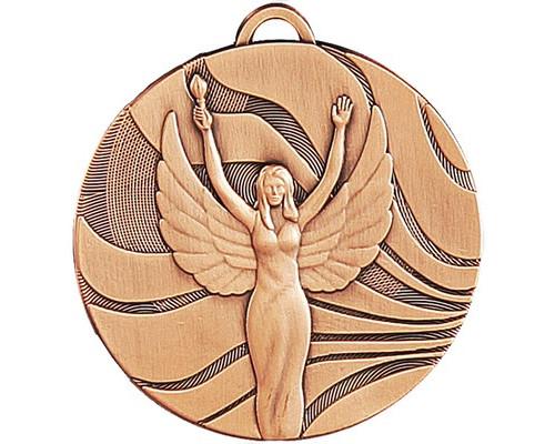 Медаль Ника MD2350/B 50мм G-2мм 3 место 337420