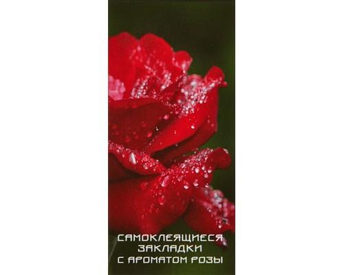 Клейкие закладки Роза ароматизированные 3575KROSA-50