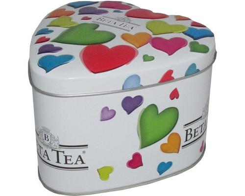 Чай Бета Маленькие Сердца 100гр