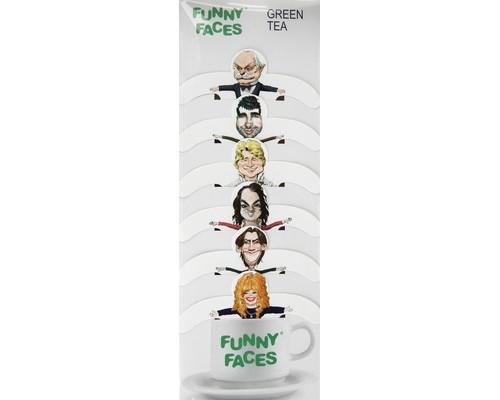Чай Funny Faces артисты мих зеленый