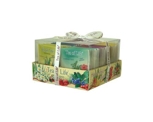 Чай Fruit a herbal tray (T12832)ассорти из 48пакетов