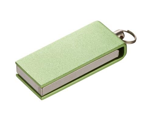 Флеш-память ICONIK СВИВЕЛ зеленый 8GB(MT-SWG-8GB)