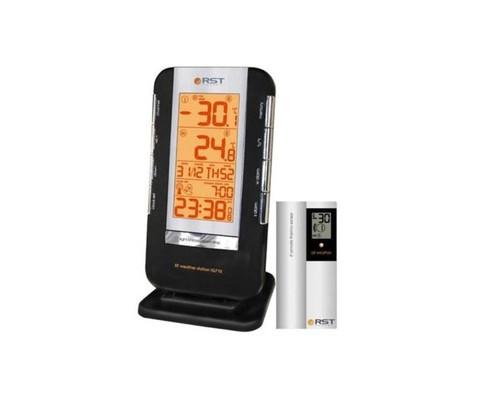 Метеостанция Цифровая термометр RST 710, радиодат.