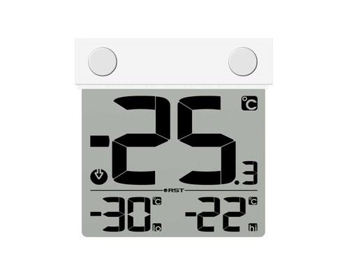 Термометр RST 01289 цифровой уличный на липучке -30-+70.