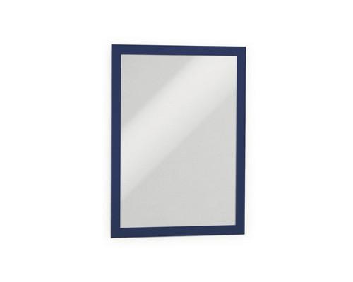 Рамка Durable Duraframe А4 самоклеящаяся синяя 2 штуки - (273395К)