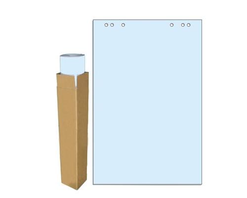 Бумага для флипчартов Attache Selection 68х98 см голубая 20 листов 80 г/кв.м - (659381К)